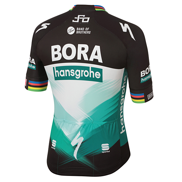 2020 BORA-HANSGROHE TEAM EX WC 半袖ジャージ