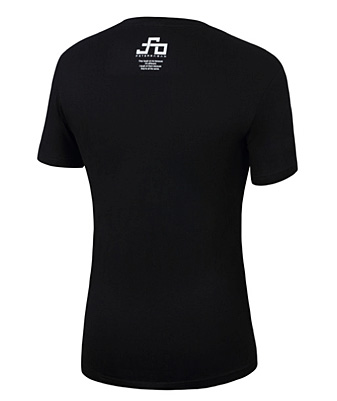 Sportful 2019 SAGAN JOCKER Tシャツ ブラック 3119027