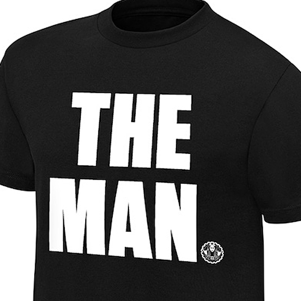 WWE ベッキー・リンチ 【The Man】 Tシャツ