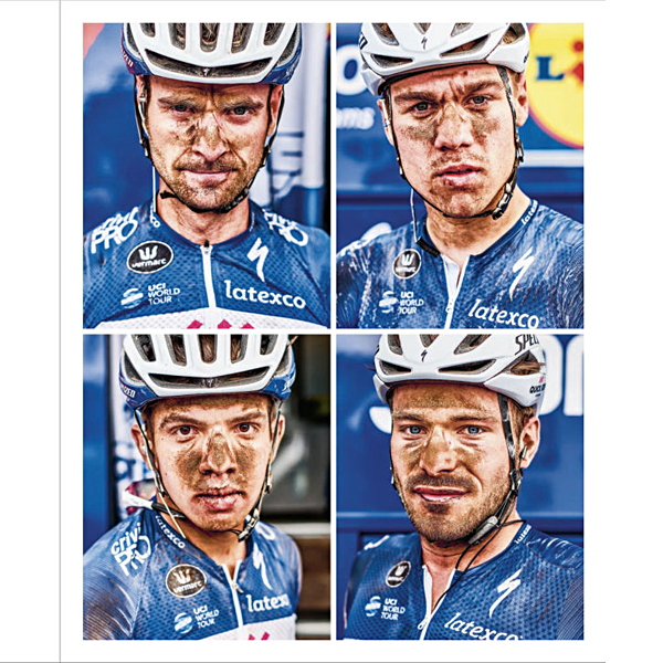 DECEUNINCK QUICK-STEP The Wolfpack Book「365 days on the road」