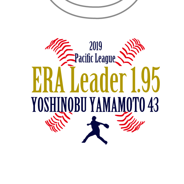 YOSHINOBU43 ERA LEADER Tシャツ ホワイト