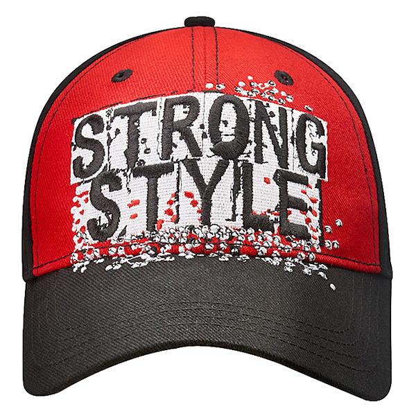 WWE 中邑真輔 【Strong Style Has Arrived】 キャップ