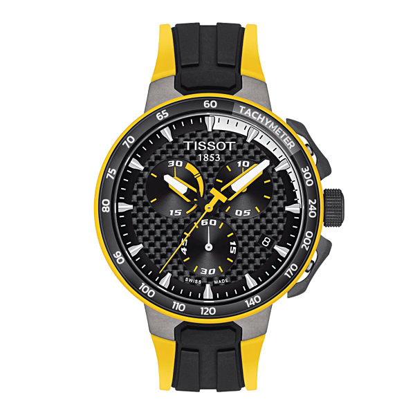 TISSOT T-RACE CYCLING TOUR DE FRANCE 2020 SPECIAL EDITION