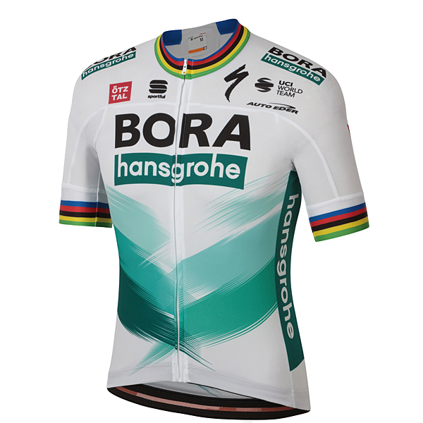 2020 BORA-HANSGROHE TEAM 半袖ジャージ EX World Champion TDF