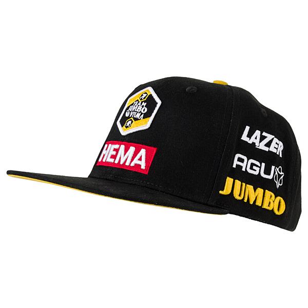 Team Jumbo-Visma ポディウムキャップフラット