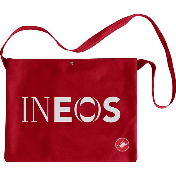 2020 TEAM INEOS サコッシュ ダークレッド