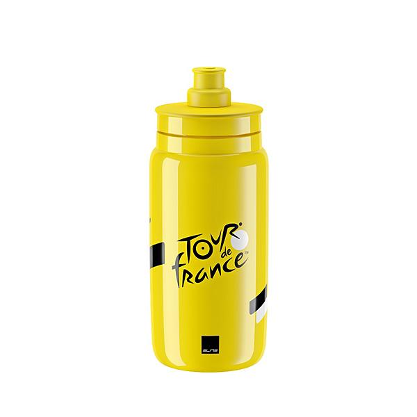 ツール・ド・フランス オフィシャル ELITEボトル FLY550ml イエロー