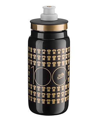 ELITE ツール・ド・フランス2019 オフィシャルボトル FLY550ml ブラック