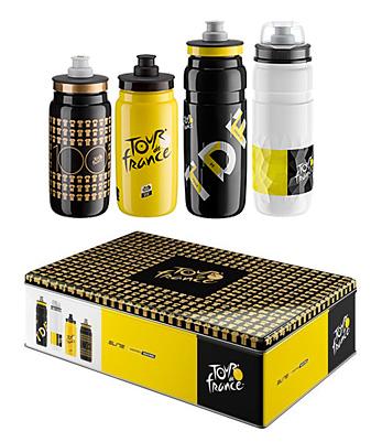 ELITE ツール・ド・フランス2019 オフィシャルボトル 4本セットBOX
