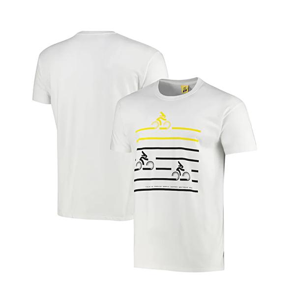 ツール・ド・フランス オフィシャル Grand Depart BretagneTシャツ