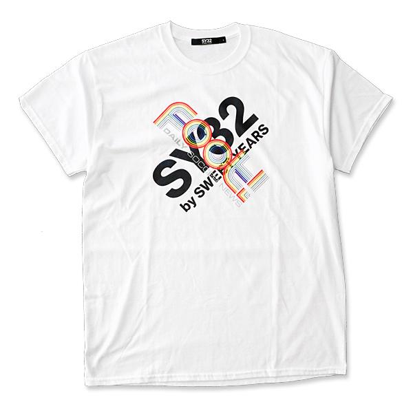 Foot! × SY32 20周年記念 Tシャツ ホワイト