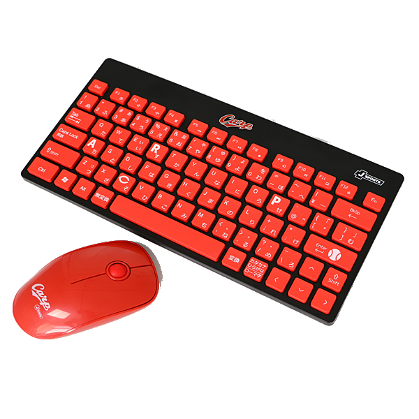 Carp キーボード&マウスセット