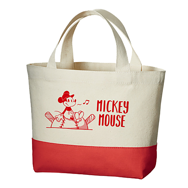 ミッキーマウス(ひとやすみ) 広島東洋カープ ランチバッグ