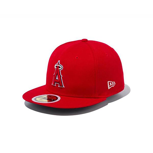 NEW ERA Kid's 59FIFTY MLBオンフィールド ロサンゼルス・エンゼルス ゲーム