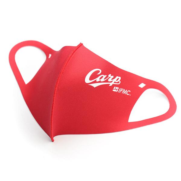 カープ布マスク