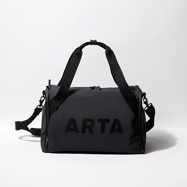 ARTA ジムバッグ ブラック