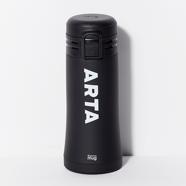 ARTA 水筒 スマートワンタッチボトル 350ml thermo mug