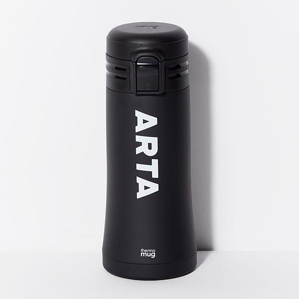 ARTA 水筒 スマートワンタッチボトル 350ml thermo mug