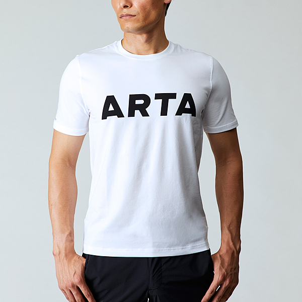 ARTA UNDER ARMOUR コラボTシャツ ホワイト