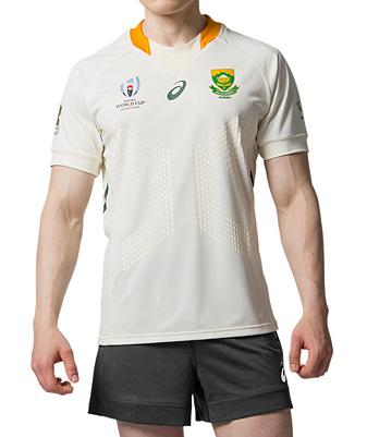 ラグビー南アフリカ代表 スプリングボクスアウェイゲームジャージレプリカ