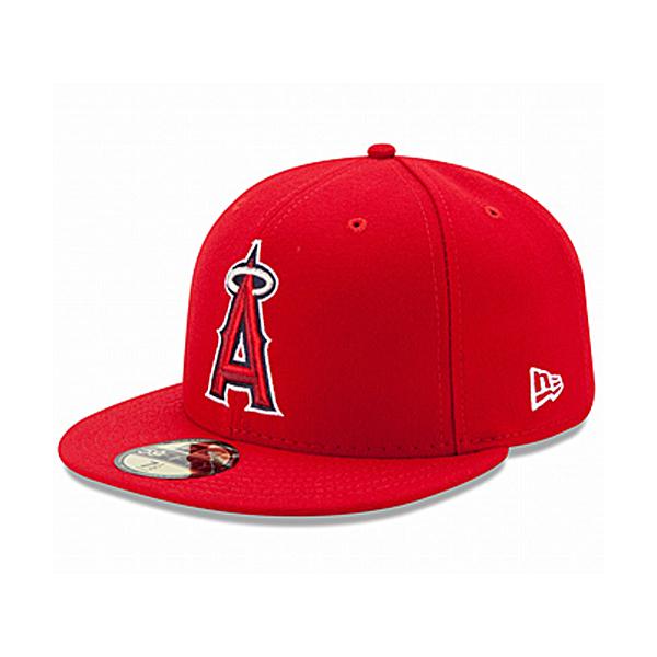 NEW ERA 59FIFTY MLB On-Field ロサンゼルス・エンゼルス ゲーム