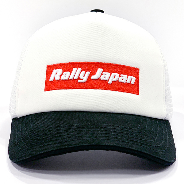 Rally Japan OFFICIAL PRODUCT キャップ(スタンダード)
