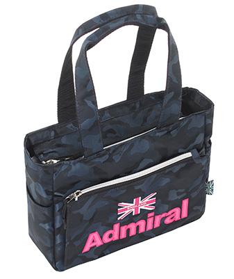 Admiral ラウンドトート ADMZ 8GN4 ネイビー