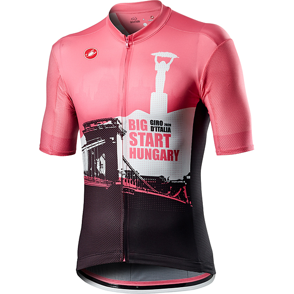 GIRO 2020 HUNGARY BIG STARTサイクルジャージ