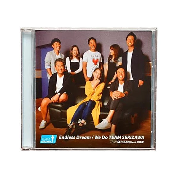 TEAM  SERIZAWA CD